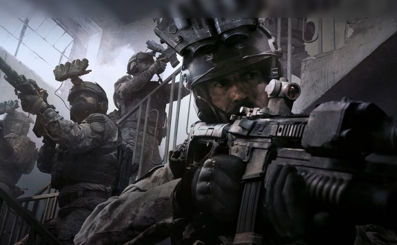Modern Warfare Multiplayer Gameplay