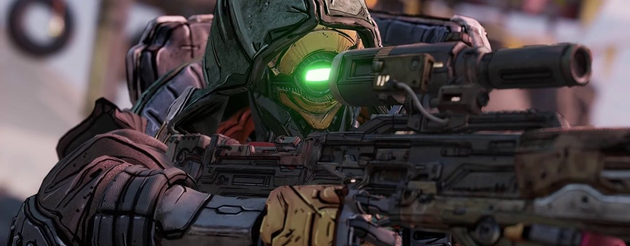Sniper Build Borderlands 3