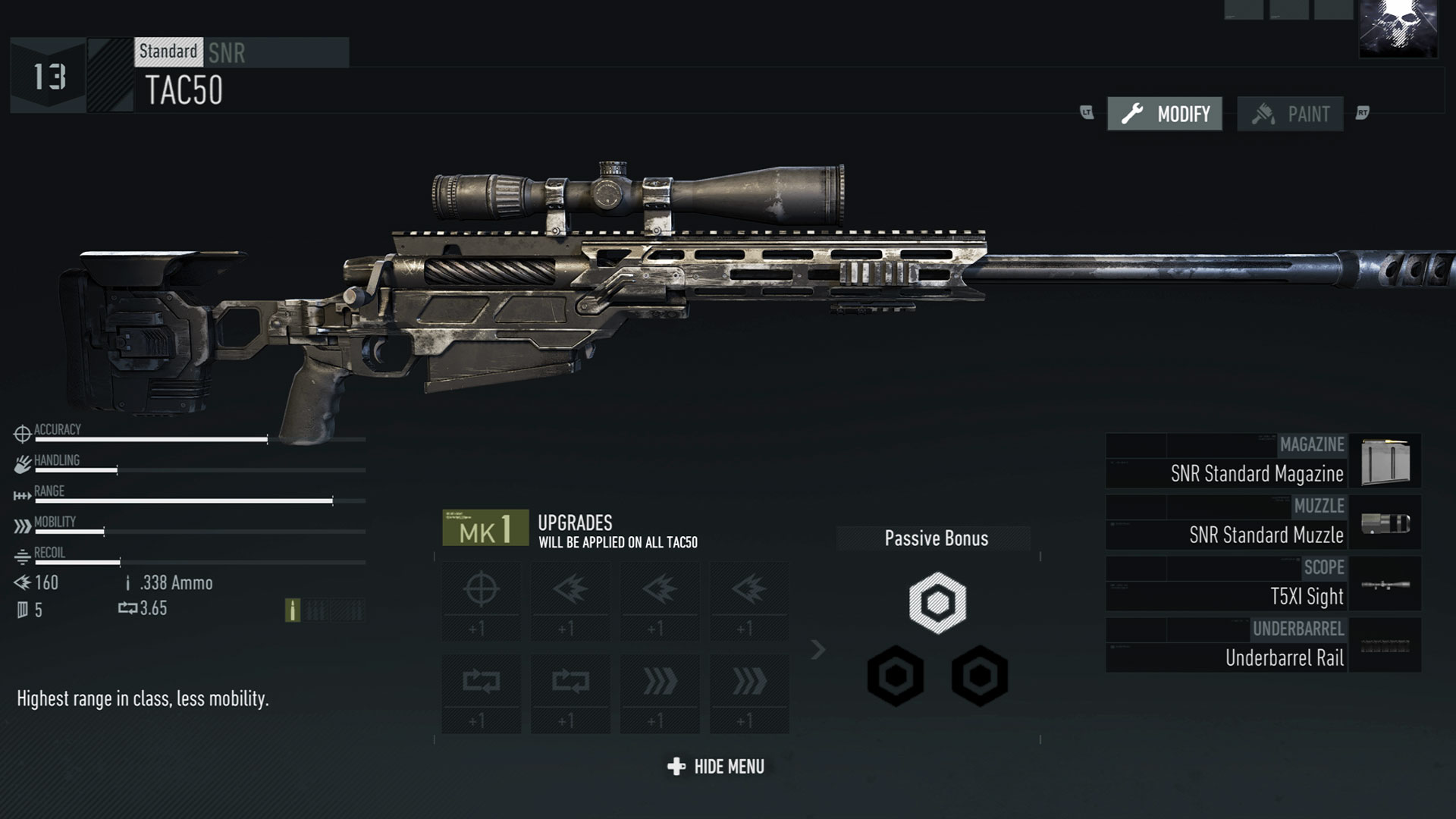 Ghost Recon Breakpoint TAC 50 Blueprint Location & Weapons Guide