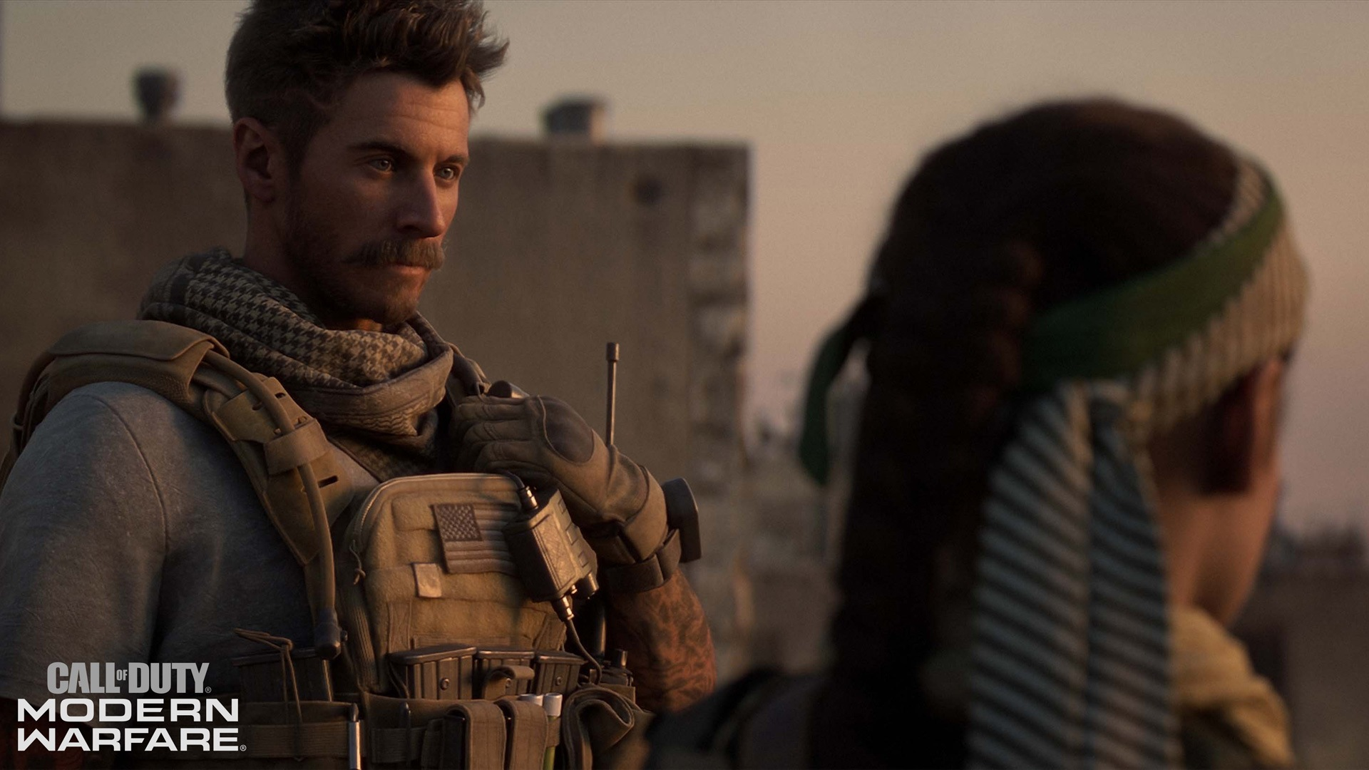 Modern Warfare Campaign Details and PS4 Exclusive Survival Mode