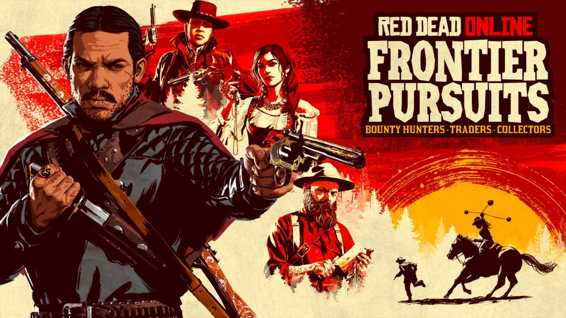Red Dead Online Frontier Pursuits Update