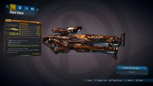 Borderlands 3 – Woodblocker – Legendary Weapons Guide