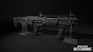 PUBG new weapon DBS shotgun