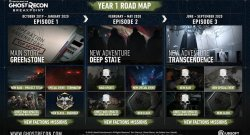 Ghost Recon Breakpoint Road Map Detailed