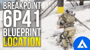 Ghost Recon Breakpoint 6P41 Location