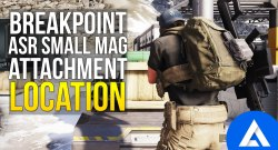 Breakpoint ASR Small Mag Attachment Location