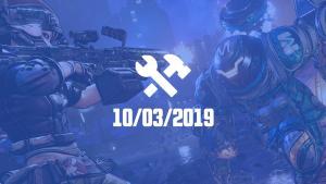 Borderlands 3 Hotfix Update