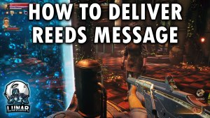 How To Deliver Reeds Message: Comes Now The Power – The Outer Worlds