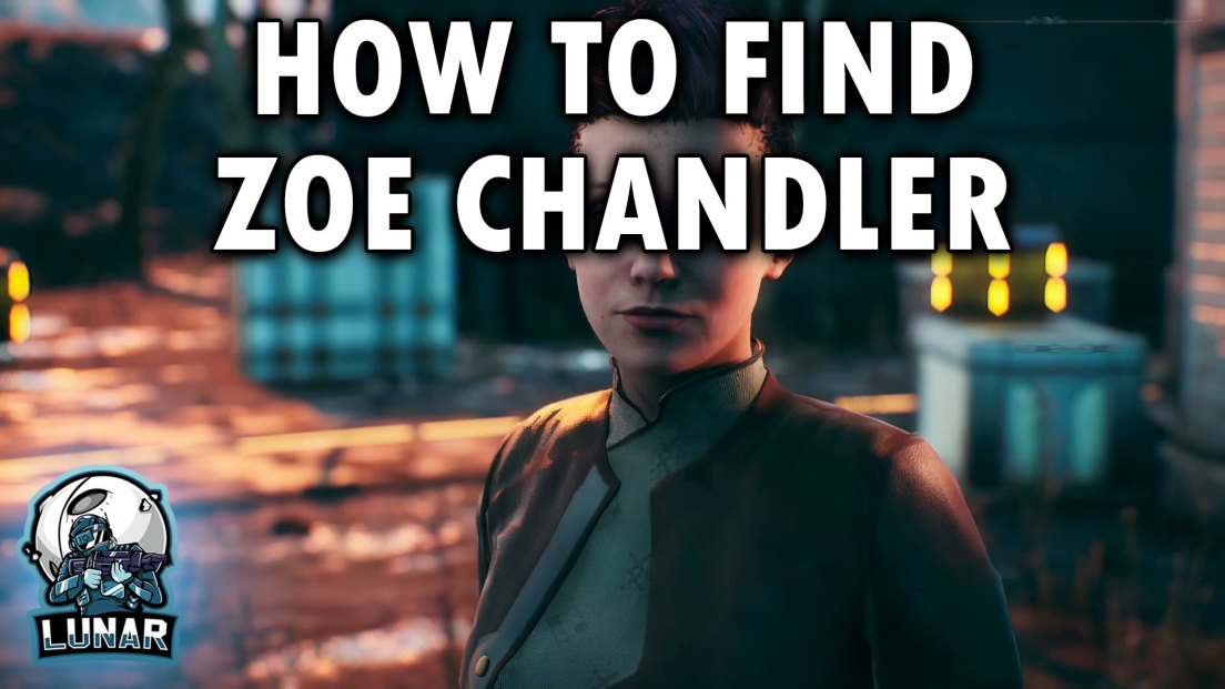 The Outer Worlds Hope Bar Keycard Location HOW TO FIND ZOE