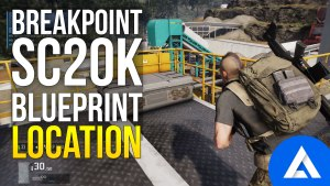 Breakpoint SC-20K Blueprint Location