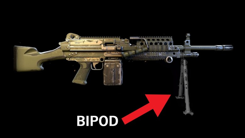 how to get the bipod