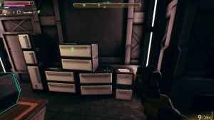 The Outer Worlds All 3 Mechanical Engineering Volume Locations