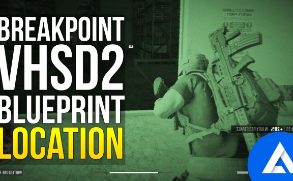 Breakpoint VHSD2 Blueprint Location