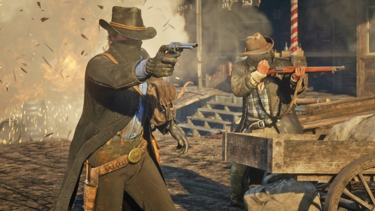 All Red Dead Redemption 2 Weapons And How To Get Them