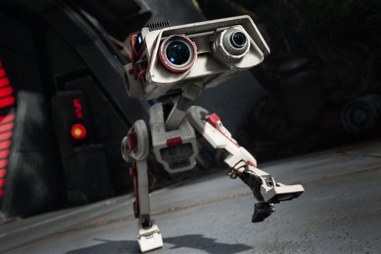 Star Wars Jedi Fallen Order BD-1 Skins List