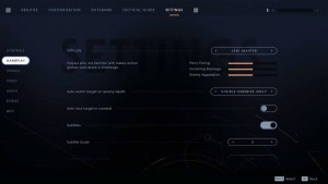 Star Wars Jedi Fallen Order Difficulty Settings