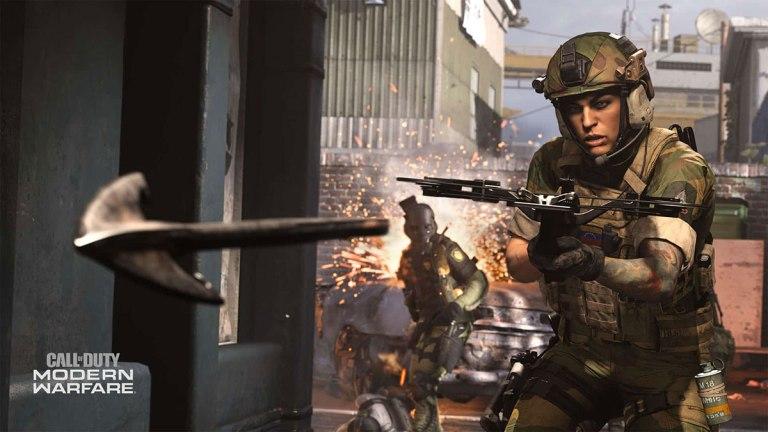 Modern Warfare 1.13 Update Adds New Crossbow Weapon