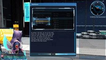 PSO2 How to Unlock Sub Class