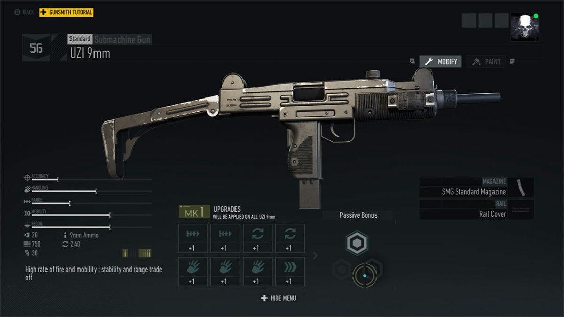 UZI-9mm-Stats
