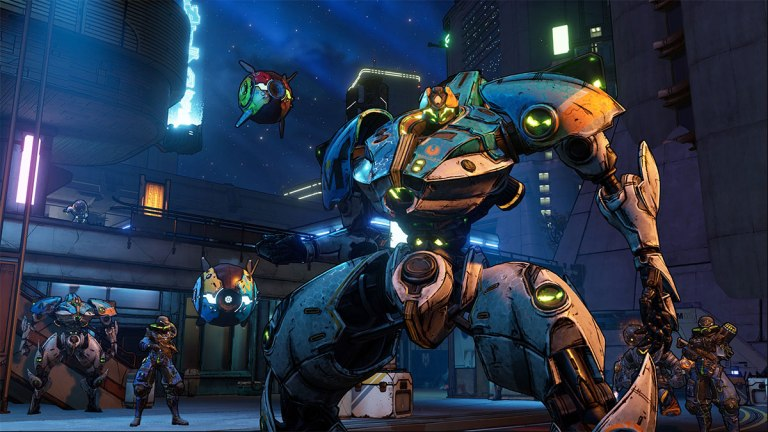 Read more about the article Borderlands 3 Update Increases Weapon Damage