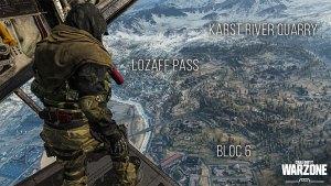 Modern Warfare Warzone Locations