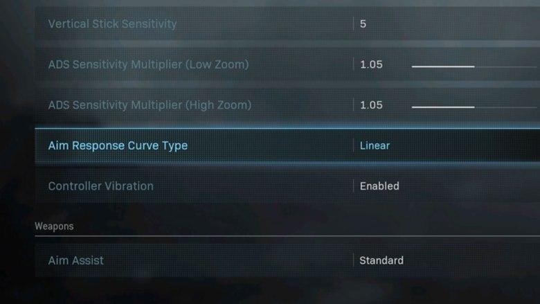 Modern-warfare-warzone-aim-response-curve