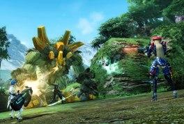 Phantasy Star Online 2 Open Beta