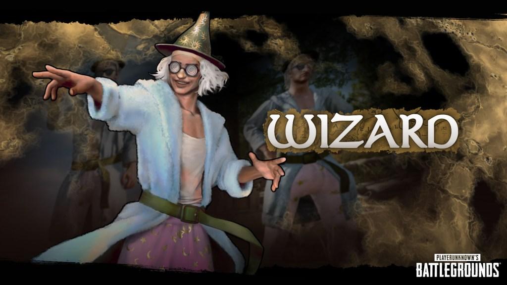 Wizard Class