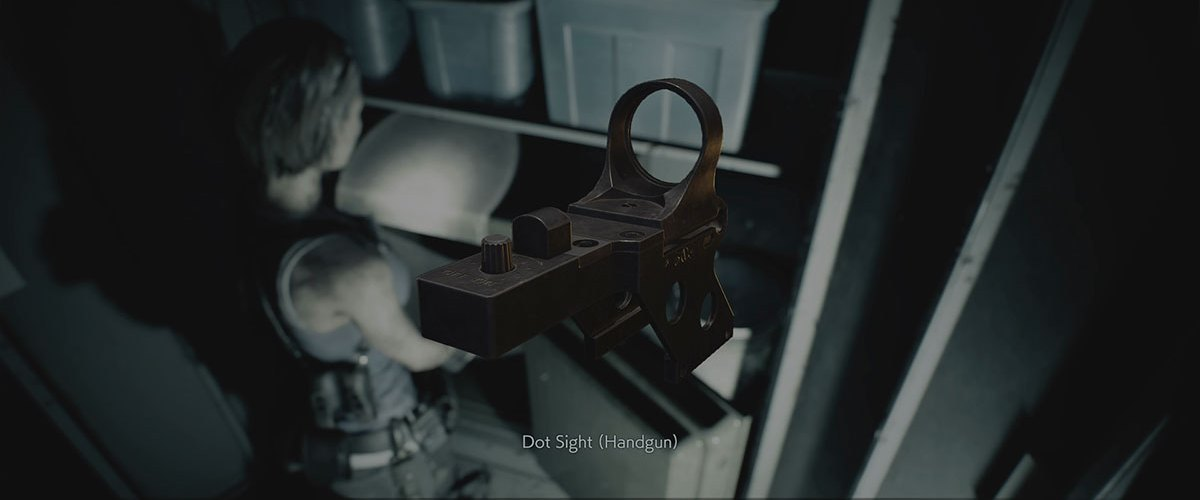 Resident Evil 3 Remake All Weapon Attachment Locations