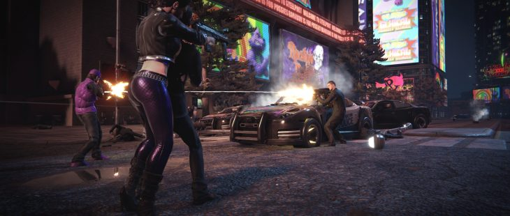 Saints Row The Third Remastered Wiki