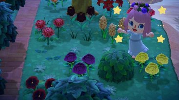 Animal Crossing New Horizons Five Star Islands Or How I Learned to Stop Worrying and Love the Weeds