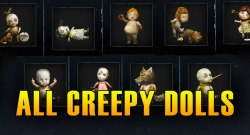 Wasteland 3 Creepy Dolls