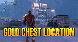 Marvel's Avengers - Gold Chest & DNA Chest Location Snowy Tundra