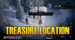 Wasteland 3 Ancient Love Letter Key & Treasure Location