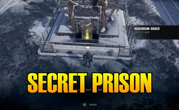 Wasteland 3 How To Find The Secret Prison