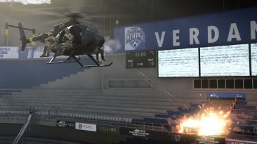 Modern Warfare Warzone Season 5 Trailer Shows off Stadium Interior and New Content