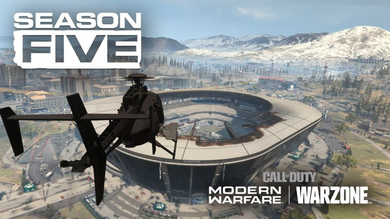 Modern Warfare Season 5 Patch Notes