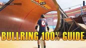 Tony Hawk's Pro Skater 1 + 2 The Bullring Guide