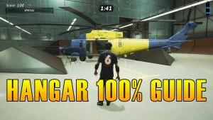 Tony Hawk's Pro Skater 1 + 2 The Hangar Guide