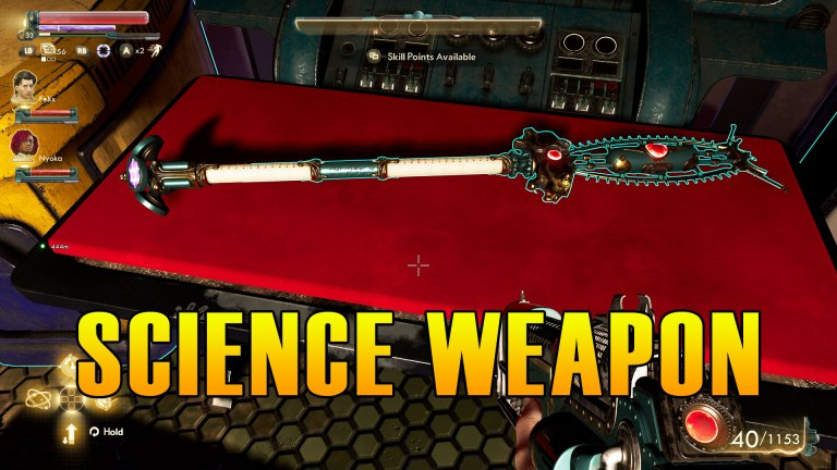 Read more about the article The PET Science Weapon The Outer Worlds Peril On Gorgon