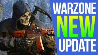 Warzone Halloween Event Update