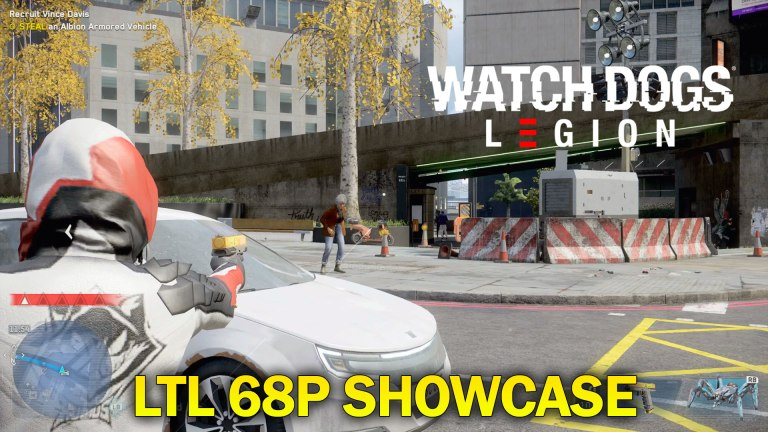 Read more about the article Watch Dogs Legion LTL 68P