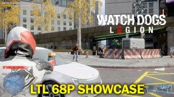 Watch Dogs Legion LTL 68P