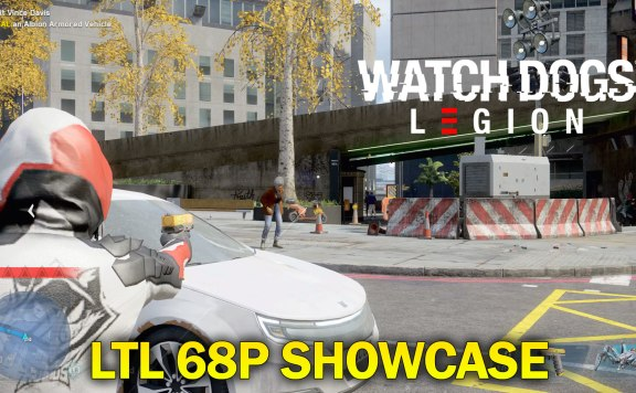 Watch Dogs Legion LTL 68P