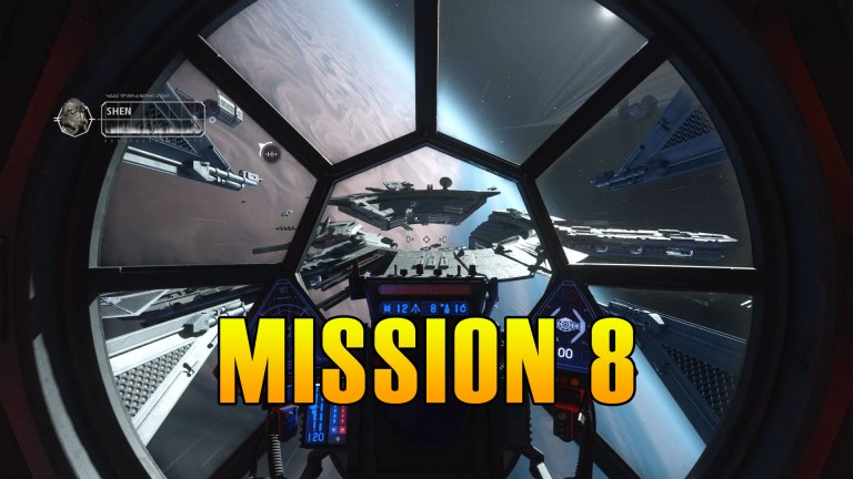 Read more about the article Star Wars Squadrons Mission 8 Walkthrough & Medals