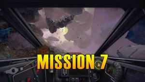 Star Wars Squadrons Mission 7 Walkthrough & Medals
