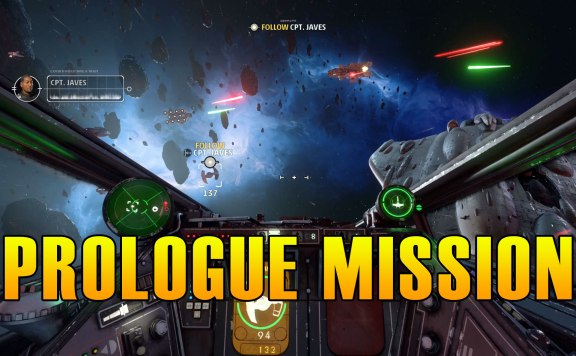 Star Wars Squadrons Prologue Missions Gameplay