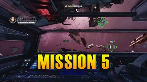 Star Wars Squadrons Mission 5 Walkthrough & Medals