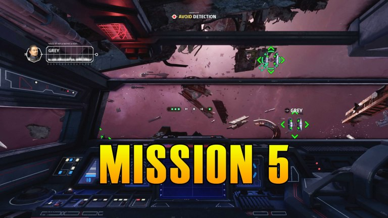 Read more about the article Star Wars Squadrons Mission 5 Walkthrough & Medals