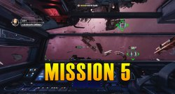 Star Wars Squadrons Mission 5 Walkthrough & Medals